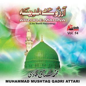 Arzoo-e-Madina (Live Mehfil) Vol. 14 - Islamic Naats