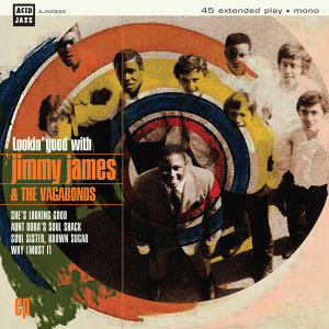 Lookin' Good with Jimmy James & The Vagabonds