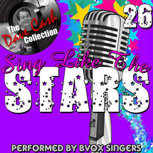 Sing Like The Stars 26 - [The Dave Cash Collection]