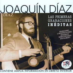 Joaquín Díaz. Las Primeras Grabaciones Inéditas