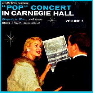 Pop Concert In Carnegie Hall Volume 2