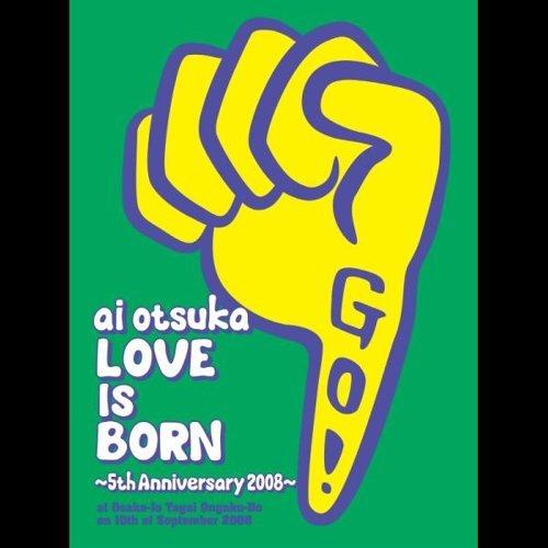 大塚 愛 <LOVE IS BORN> ~5th Anniversary 2008~ at Osaka - Do on 10th of September 2008