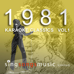 1981 Karaoke Classics Volume 1