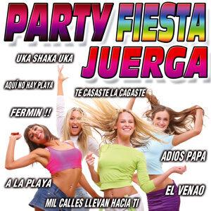Party, Fiesta, Juerga…
