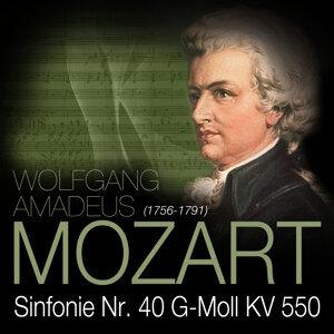 Mozart: Sinfonie Nr. 40, g-Moll KV 550