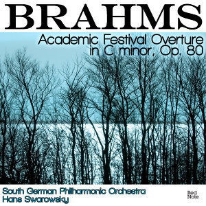 Brahms: Academic Festival Overture in C minor, Op. 80