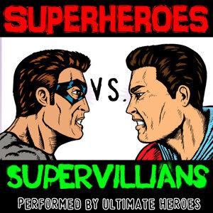 Superheroes Vs Supervillians
