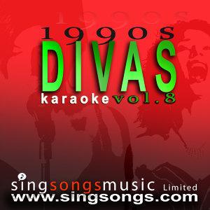 1990s Divas Karaoke Volume 8