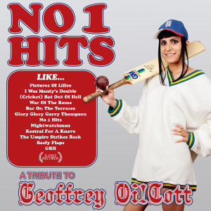 No 1 Hits Like - A Tribute To Geoffrey Oi!Cott