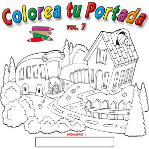 Colorea Tu Portada   Vol.7