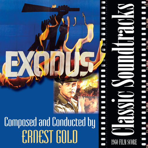 Fight For Survival From Exodus 1960 Film Score Ernest Gold Kkbox