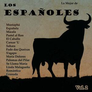 Lo Mejor De: Los Españoles Vol. 2