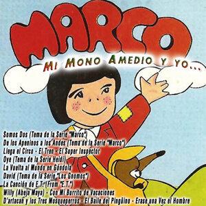 Marco (Mi Mono Amedio y yo...)