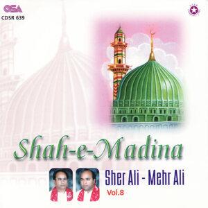 Shah- E- madina