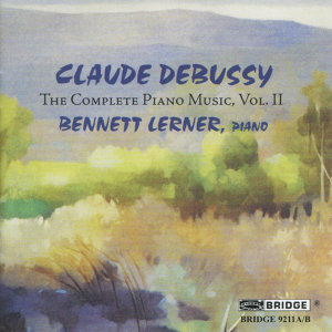 Claude Debussy: The Complete Piano Music, Vol. 2
