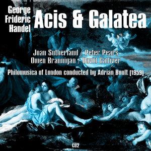 George Frideric Handel: Acis & Galatea (1959), Volume 2