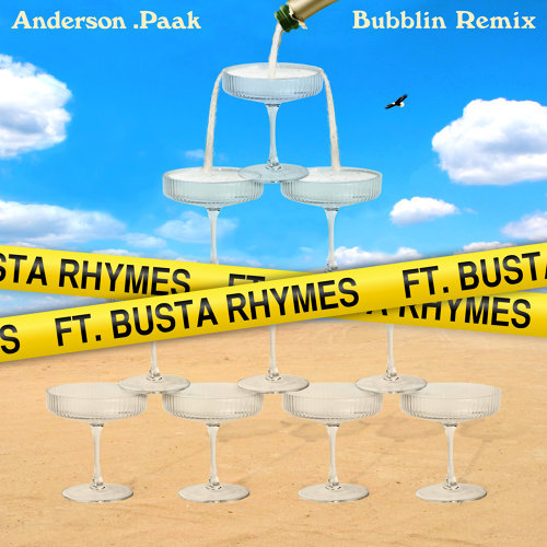 Bubblin (feat. Busta Rhymes) - Remix