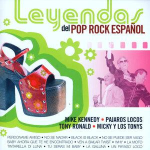 Leyendas del Pop Rock Español Vol. 9 (Spanish Pop Rock Legends)