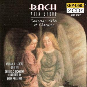 Bach: Cantatas, Arias and Choruses