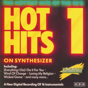 Hot Hits On Synthesizer Part 1