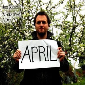 A Folk Song A Day : April