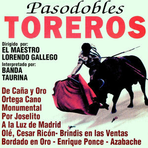 "Pasodobles Toreros ""Bull Fighting"""