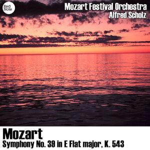Mozart: Symphony No. 39 in E Flat major, K. 543