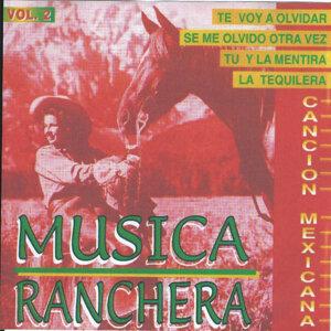 Musica Ranchera Vol. 2