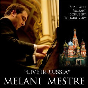 Melani Mestre Live in Russia