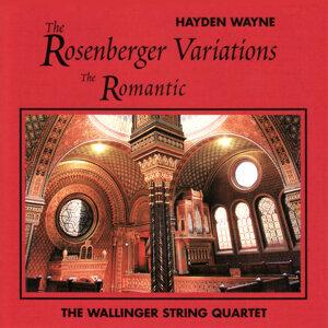 Hayden Wayne-The Rosenberger Variations/The Romantic