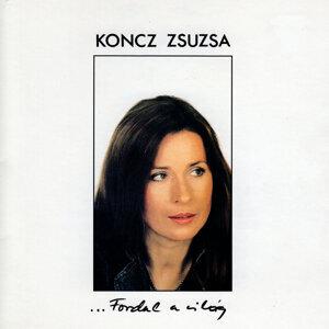 Koncz Zsuzsa összes nagylemeze: Fordul a világ