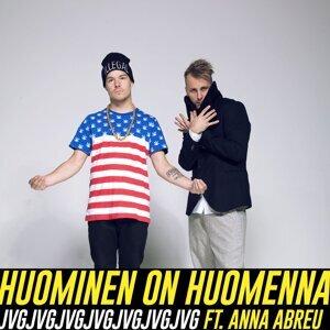 Huominen on huomenna (feat. Anna Abreu)