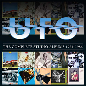 The Complete Studio Albums - 1974-1986