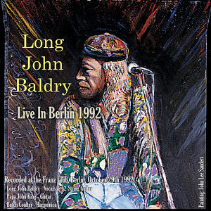 Live in Berlin 1992 - EP