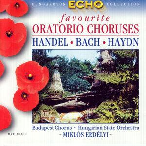 Favourite Oratorio Choruses