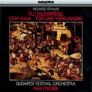 Don Juan, Till Eulenspiegel, Tod und verklarung
