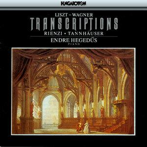 Liszt - Wagner Transcriptions
