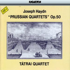 """Prussian Quartets"" Op. 50"