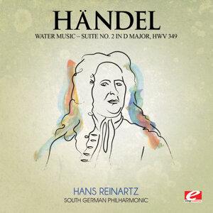 Handel: Water Music, Suite No. 2 in D Major, HMV 349 (Digitally Remastered)
