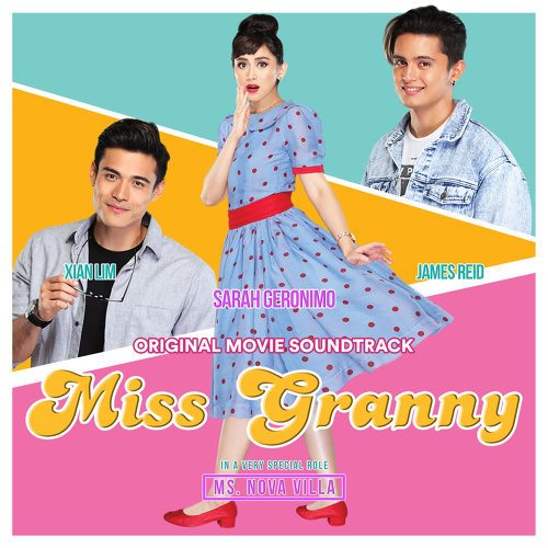 Miss Granny (Original Movie Soundtrack)