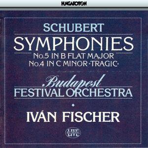 Symphonies No. 5 and 4