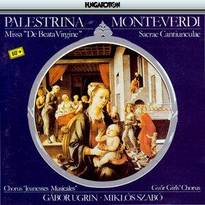 Palestrina: Missa de 'Beata Virigne', Monteverdi: Sacrae Cantiunculae