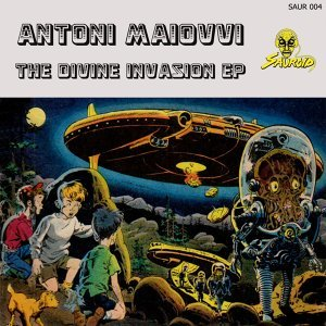 The Divine Invasion EP