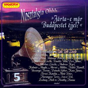 Nosztalgia Ohhh: Járta-e már Budapestet éjjel?
