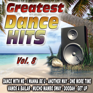 Latin Dance Hits Vol.8