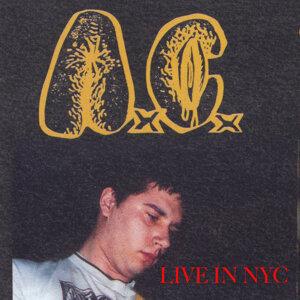 Live in N.Y.C. 1995 WNYU