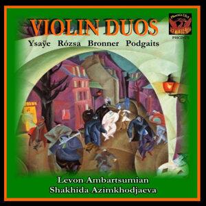 Violin Duos