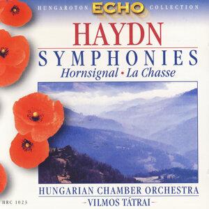 Franz Joseph Haydn: Symphonies No.31 'Hornsignal' & No.73 'La Chasse'