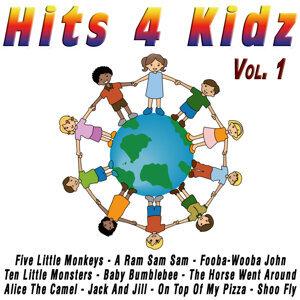 Hits 4 Kidz Vol.1