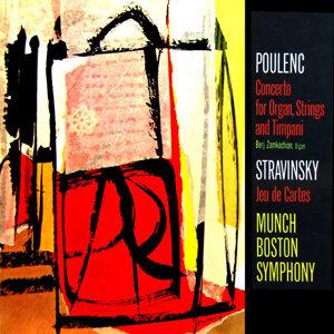 Poulenc Concerto For Organ